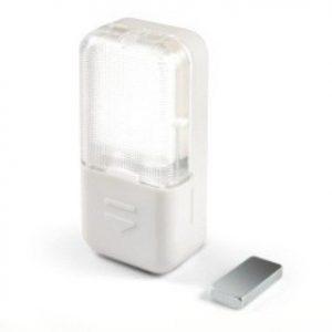 LED světlo s magnetickým senzorem