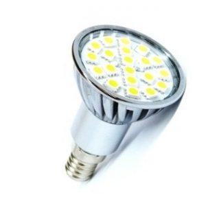 LED žárovka E14-3
