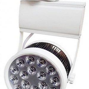 LED Track  light  2F2 18W