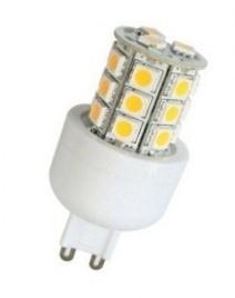 LED smd žárovka G9 - 3W