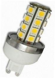 LED smd žárovka G9 - 4W