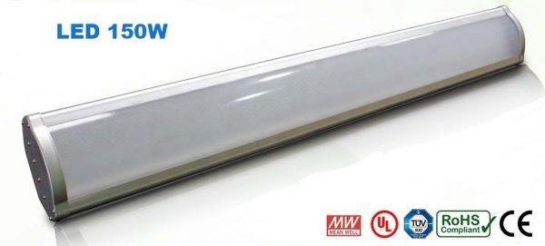 Prachotesné LED svietidlo  DF150-12