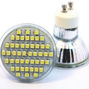 LED žiarovka GU10-3W