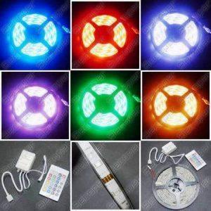 LED pásky 12V DC