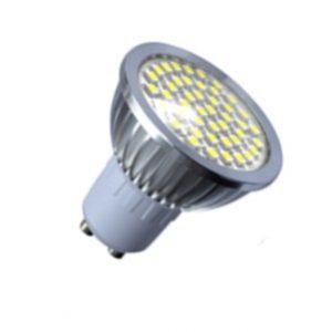LED žiarovka GU10-4W