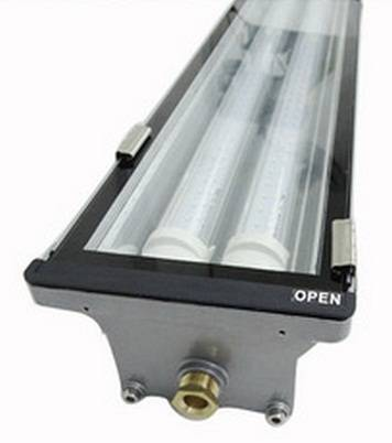 Nevýbušné LED svietidlo DVPZ 40W