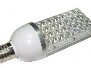 LED žárovky pouličního osvětlení