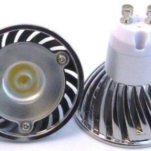 LED žárovka GU 10 1x3W