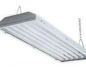 Výškové žiarivkové svietidlo T5x8