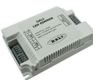Stmievač DALI RGB LED