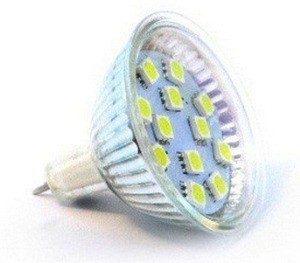 LED žárovka MR16-1