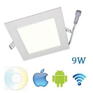 Stropné LED svietidlo Wifi  DS-9W