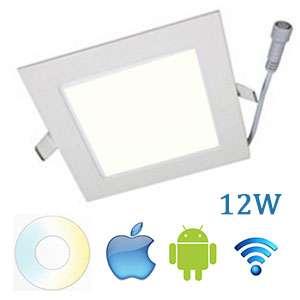 Stropné LED svietidlo Wifi  DS-12W