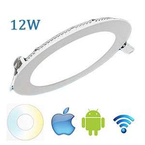 Stropné LED svietidlo Wifi  DO-12W