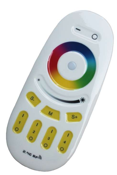 LED ovladač RGBW 2