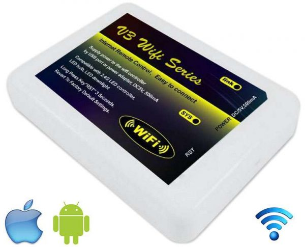 Wifi Light box