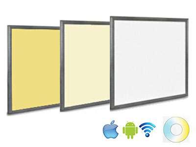 LED panel Wifi Dual 20W