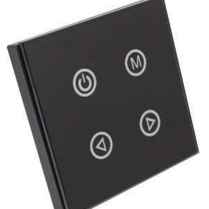 LED dotykový stmívač DALI