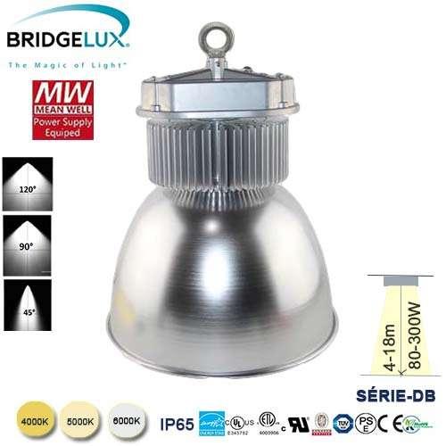 Priemyselná LED lampa  DB80W