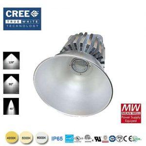 Priemyselná LED lampa CREE DC100W