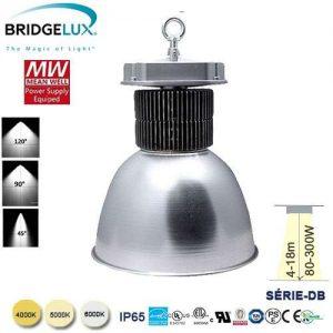 Priemyselná LED lampa  DB300W