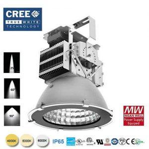 Priemyselná LED lampa CREE CUBE 400