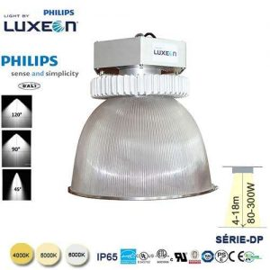 Priemyselná LED lampa PHILIPS DP80A