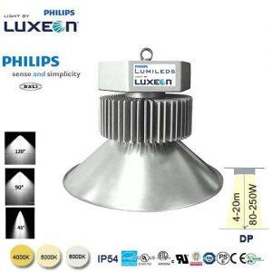 Priemyselná LED lampa PHILIPS DP250A