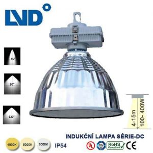Indukčná LVD lampa DC01C 200W