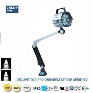 LED svietidlo pre obrábacie stroje M2-9W