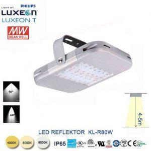 LED reflektor PHILIPS KLR80W