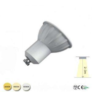 LED bodovka keramická GU10-  4W