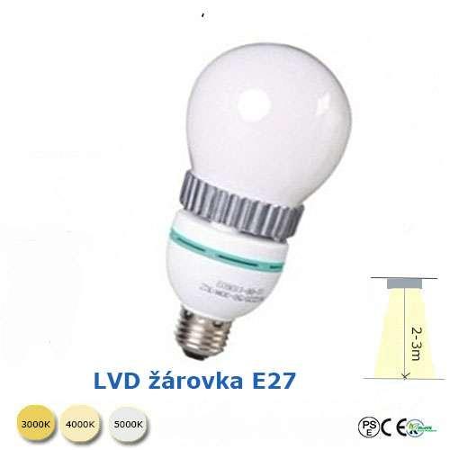 Indukční žárovka-E27- 20W