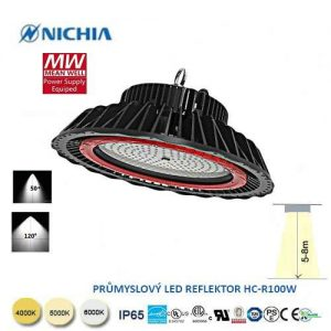 LED reflektor HC-R 100W