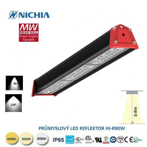 LED reflektor HI-R 100W