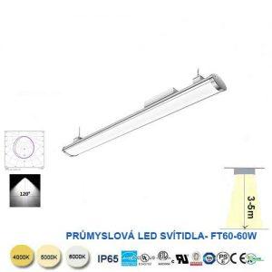 Lineárné LED svietidlo FT60-80W