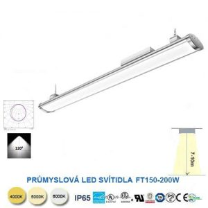 Lineárné LED svietidlo FT150-200W