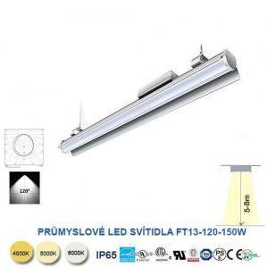 Lineárné LED svietidlo  F13T120-150W