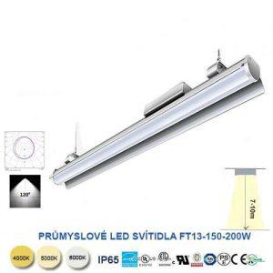 Lineárné LED svietidlo  F13T150-200W