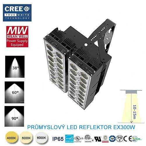 LED reflektor EX 300W
