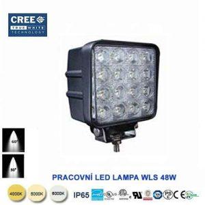 Pracovné LED svietidlo WLS48W