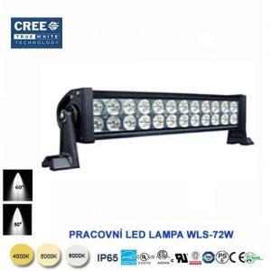 Pracovné LED svietidlo WLS-72W