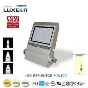 LED reflektor FLW100