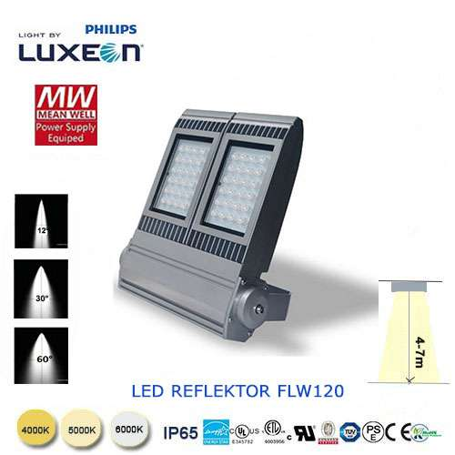 LED reflektor FLW120