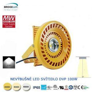 Nevýbušné LED svietidlo DVP 100W