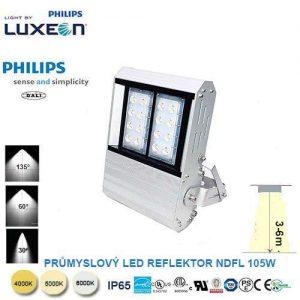 Priemyselný LED reflektor NDFL105W