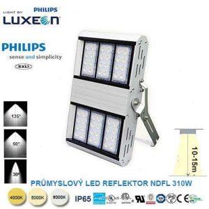 Priemyselný LED reflektor DNFL-310W