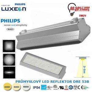 Priemyselný LED reflektor DRE-53B