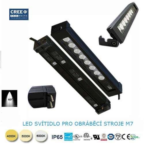 LED svietidlo pre obrábacie stroje MS9
