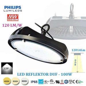 LED reflektor DUF 180W